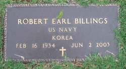 Robert Earl Billings