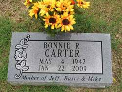 Bonnie <i>Russell</i> Carter