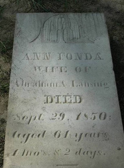 Ann <i>Fonda</i> Lansing