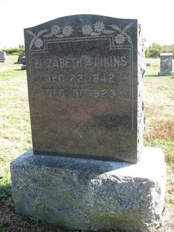 Elizabeth Ann <i>Yeakley</i> Likins