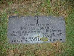 Sgt Roy L Edwards