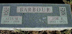 Avis May Marie <i>Lightfoot Marcus</i> Barbour