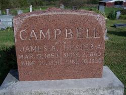 Hester Ann <i>Deaton</i> Campbell