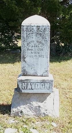 Jarvis Haydon
