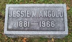 Jessie May <i>Hinman</i> Angold