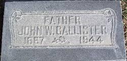 John Warren Callister