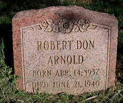 Robert Don Arnold