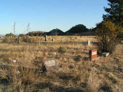Conconully Cemetery