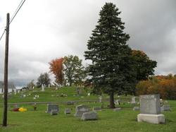 Ossian Center Cemetery