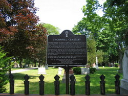 Thornhill Community Cemetery