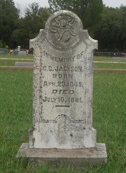 Christopher Columbus Jackson
