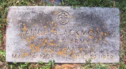 Alvie Blackmon