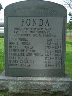 Catherine Ann Fonda