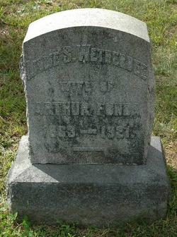 Lillie S. <i>Wetherbee</i> Fonda