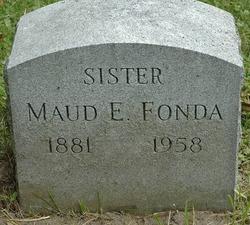 Maud Edgar <i>Fonda</i> Payne