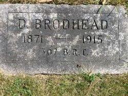 D Brodhead