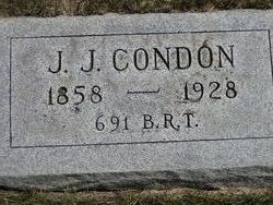 J J Condon