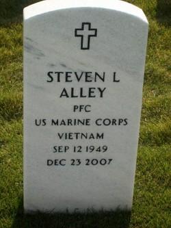 Steven Lee Alley