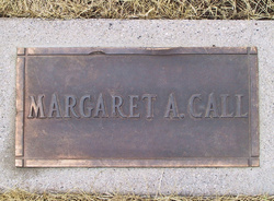 Margaret Ann <i>Hepworth</i> Call