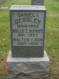 Mollie Elizabeth <i>Kivett</i> Gessley