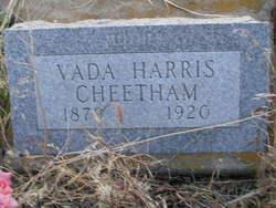 Maud Vada <i>Harris</i> Cheetham