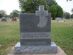 Gurney Morris Cannon