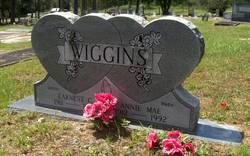 Annie May <i>Parker</i> Wiggins
