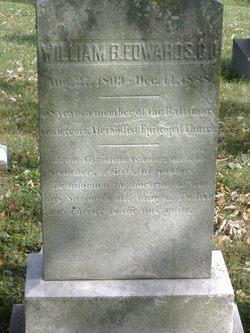 Rev William Balthrop Edwards D.D.