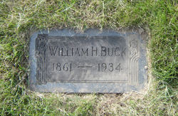 William Henry Buck