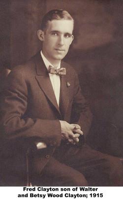 Fred Clayton