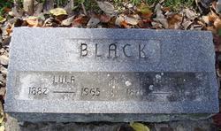 Abraham D Black