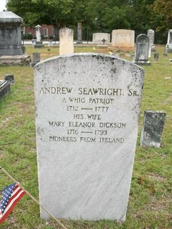 Andrew Seawright, Sr