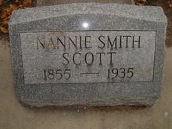 Nannie Stoner <i>Smith</i> Scott