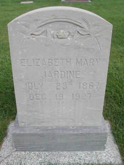 Elizabeth Mary <i>Griffiths</i> Jardine