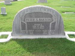 Eliza Ann <i>Scott</i> Barson