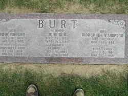 Ruth <i>Morgan</i> Burt