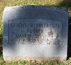 Gladys Middlekauff Glover