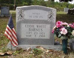 Eddie White Barnes