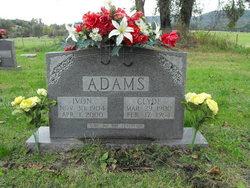 Homer Clyde Adams