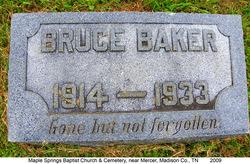 Edward Bruce Baker