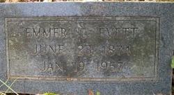 Emmer C. Evett