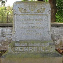 Isabella C. Belle <i>McCullough</i> Hemphill
