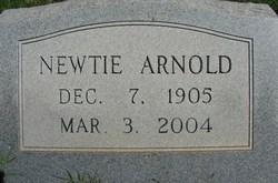 Winnie Newton Newtie <i>Shaw</i> Arnold