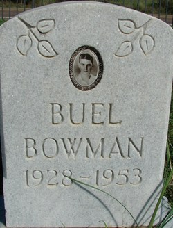Arvie Buel Bowman
