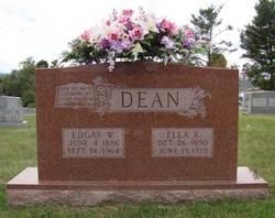 Ella Ree <i>Hensley</i> Dean