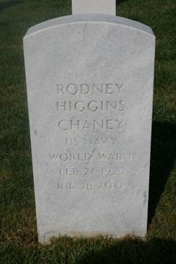 Rodney Higgins Rod Chaney