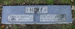 Stephen Jordan Hoff
