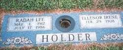 Radah Lee Holder