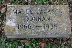 Maude <i>Jackson</i> Donnan