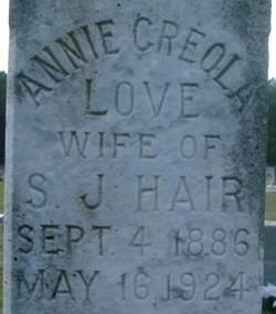 Annie Creola <i>Love</i> Hair